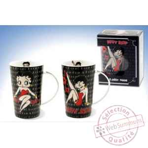 Mugs betty boop 6 ass 8565001