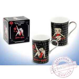 Mugs betty boop 6 ass 8565003
