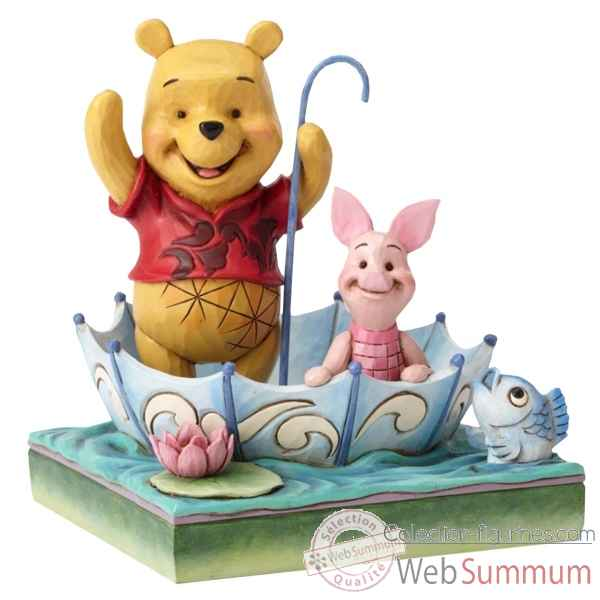 Statuette 50 ans d\\\'amitie winiee l\\\'ourson Figurines Disney Collection -4054279