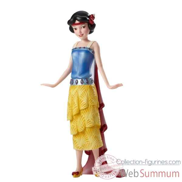 Statuette Art deco blanche neige Figurines Disney Collection -4053351