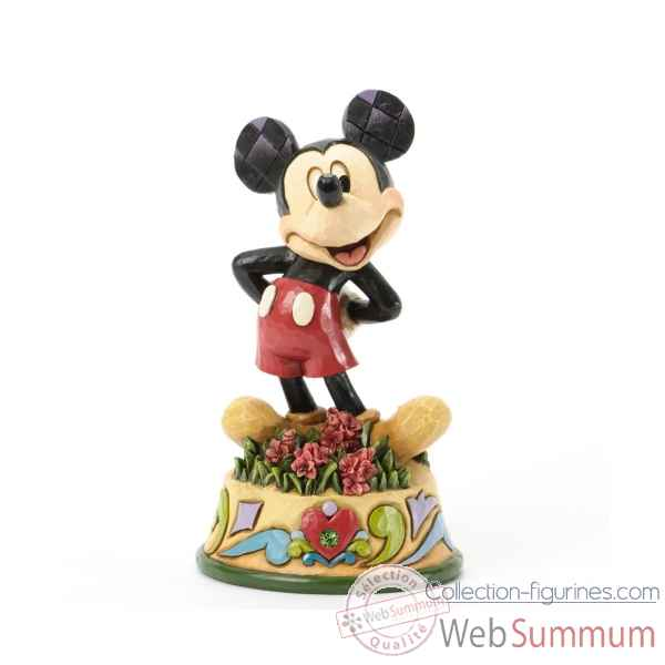 August mickey Figurines Disney Collection -4033965
