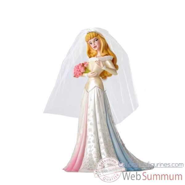 Statuette Aurore mariee Figurines Disney Collection -4050708