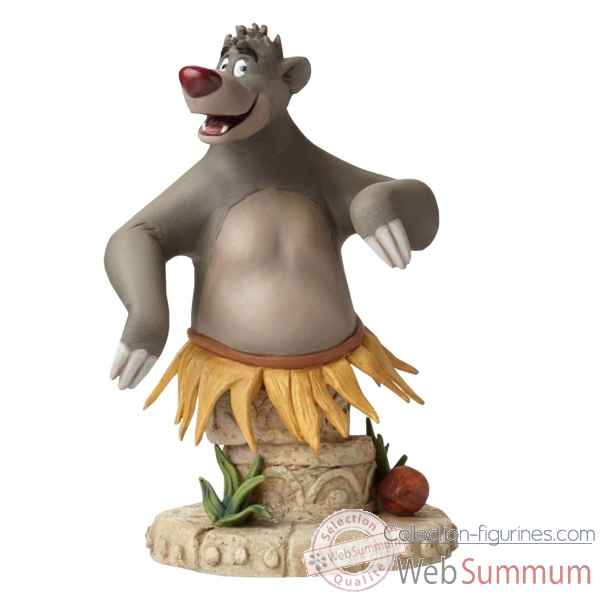 Statuette Baloo Figurines Disney Collection -4053359