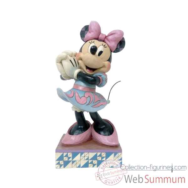 Big fig minnie mouse Figurines Disney Collection -4045250