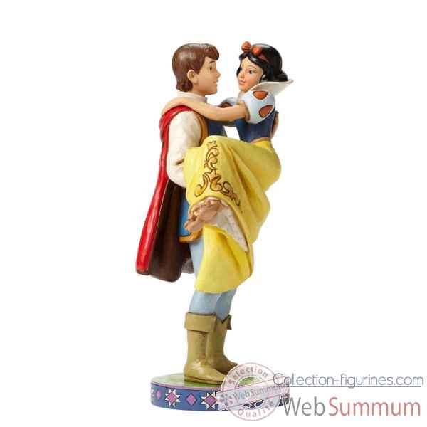 Statuette Blanche neige et son prince Figurines Disney Collection -4049623