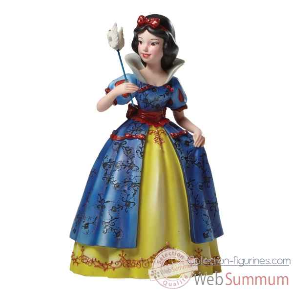 Blanche neige masquerade disney show Figurines Disney Collection -4046625