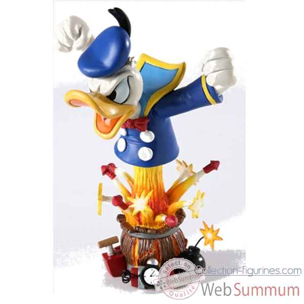 Buste disney grand jester donald duck  -4024310