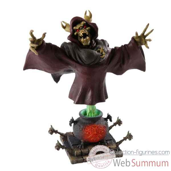 Buste disney grand jester horned king  -4013950