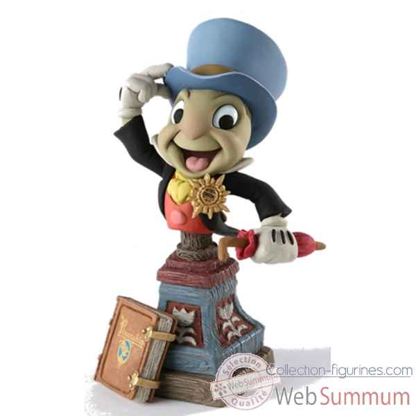 Buste disney grand jester jiminy cricket  -4024049