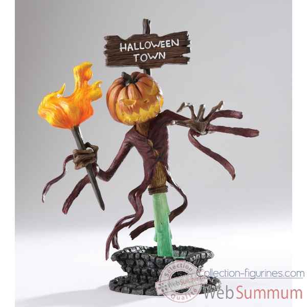 Buste disney grand jester pumpkin king  -4020534