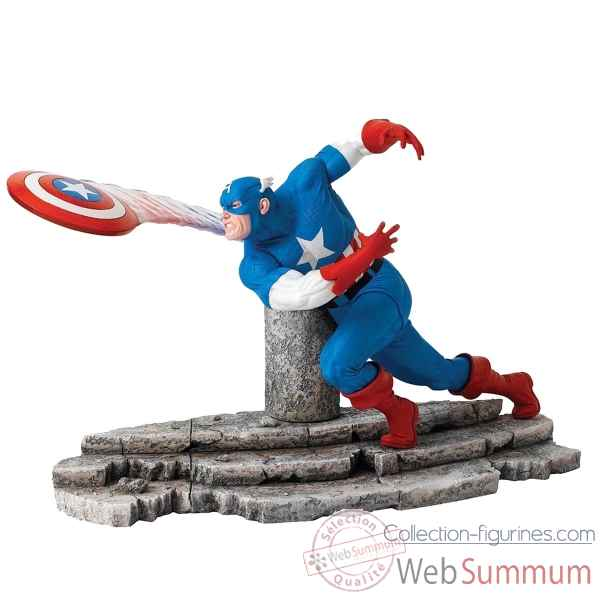 Statuette Captain america Figurines Disney Collection -B1621