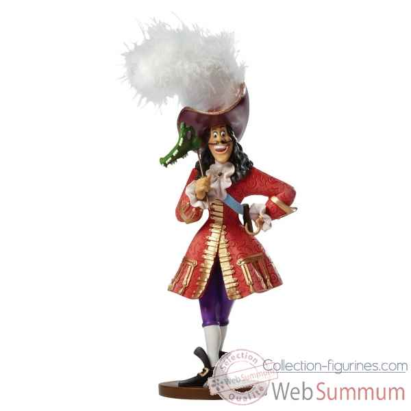 Captain hook masquerade disney show Figurines Disney Collection -4046626