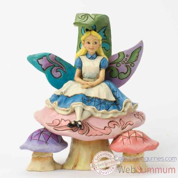 Changed so much since this morning alice Figurines Disney Collection -4037506