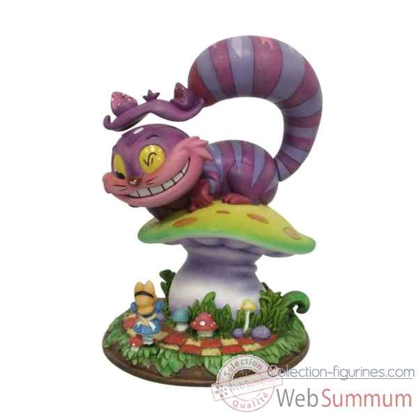 Statuette Chat du cheshire Figurines Disney Collection -4058896