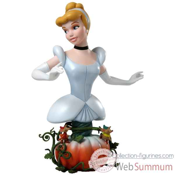 Cinderella bust le 3000 grand jester studios Figurines Disney Collection -4035557