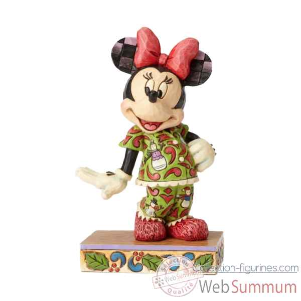 Statuette Comfort et joy minnie mouse Figurines Disney Collection -4057936