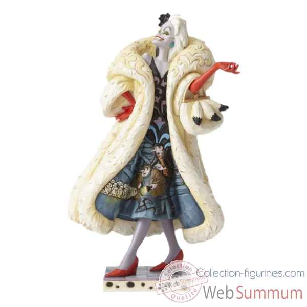 Statuette Cruella Figurines Disney Collection -4055440