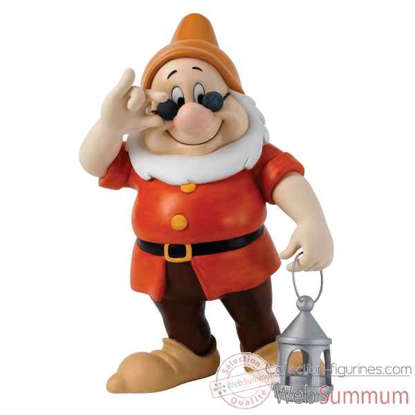 Doc statement figurine enchanting dis Figurines Disney Collection -A27020