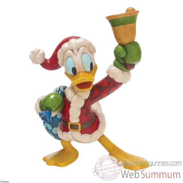 Statuette Donald duck Figurines Disney Collection -4046024