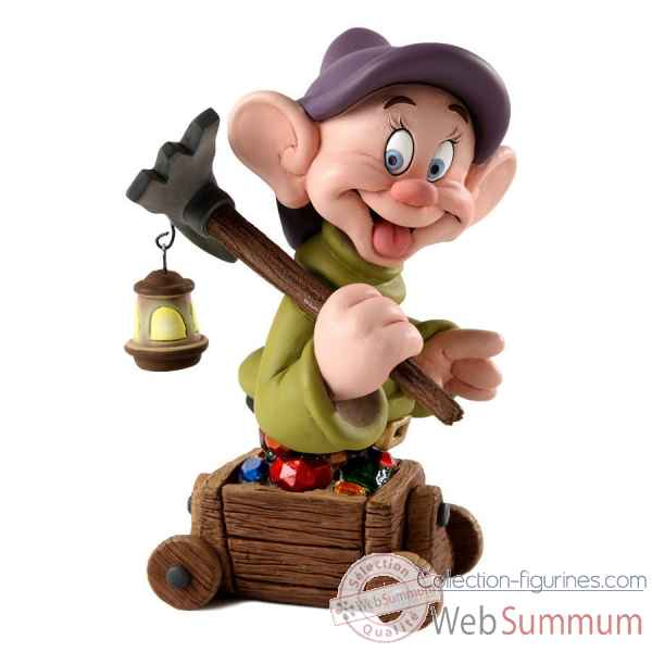 Dopey bust le 3000 grand jester studios Figurines Disney Collection -4038501