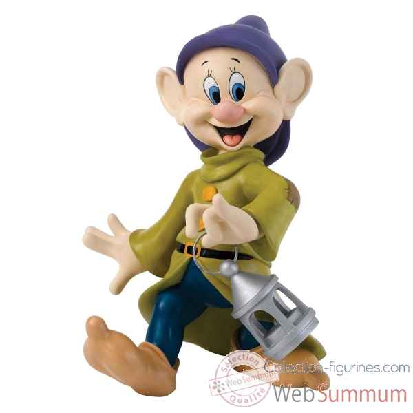 Dopey statement figurine enchanting dis Figurines Disney Collection -A27023