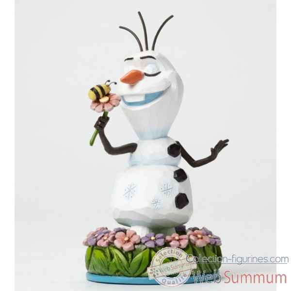 Dreaming of summer (olaf) Figurines Disney Collection -4046037