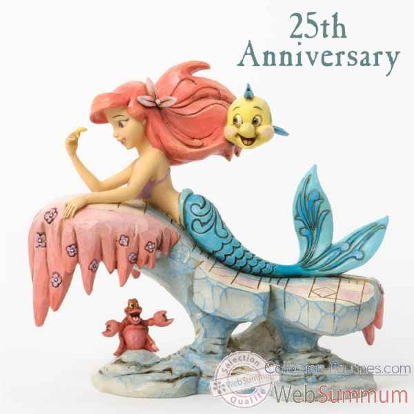 Dreaming under the sea ariel n Figurines Disney Collection -4037501