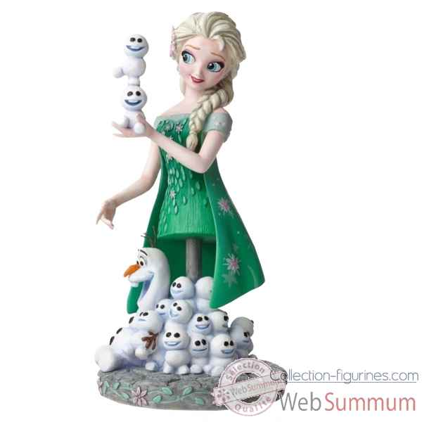 Statuette Elsa Figurines Disney Collection -4053355