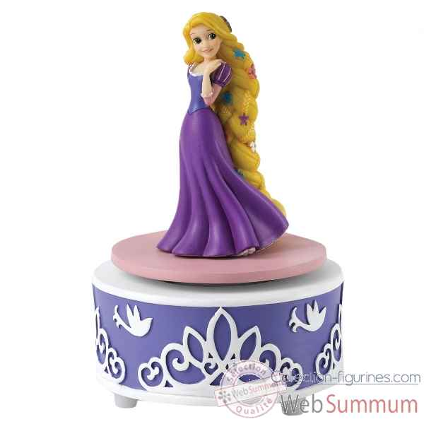 Statuette Everyone has a dream raiponce musical Figurines Disney Collection -A27139