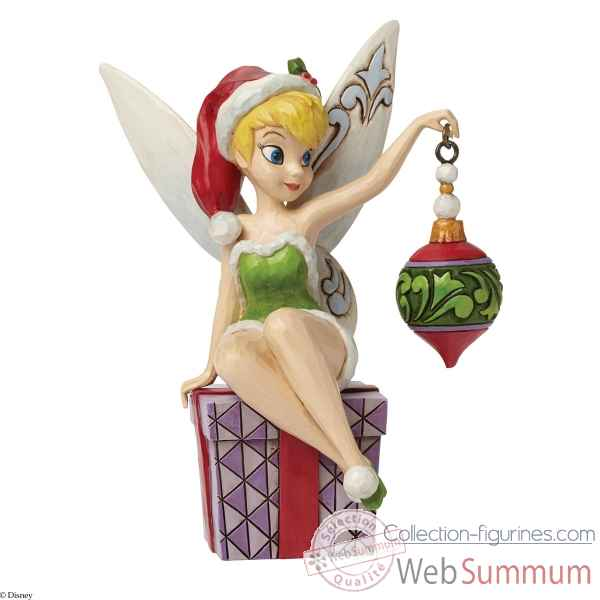 Statuette Fee clochette spirit of the season Figurines Disney Collection -4046065