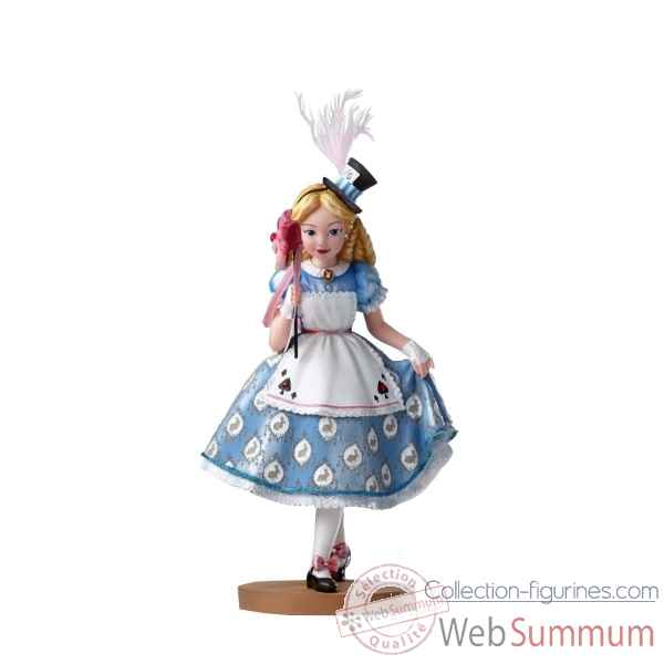 Figurine alice in wonderland au bal masqué collection disney show -4050318