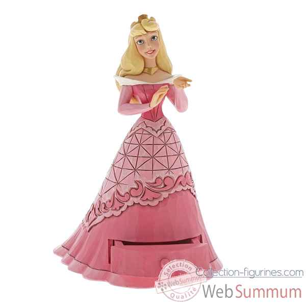 Figurine aurora treasure keeper collection disney trad -A29507