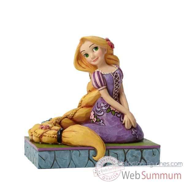 Figurine be creative (rapunzel) collection disney trad -4050408