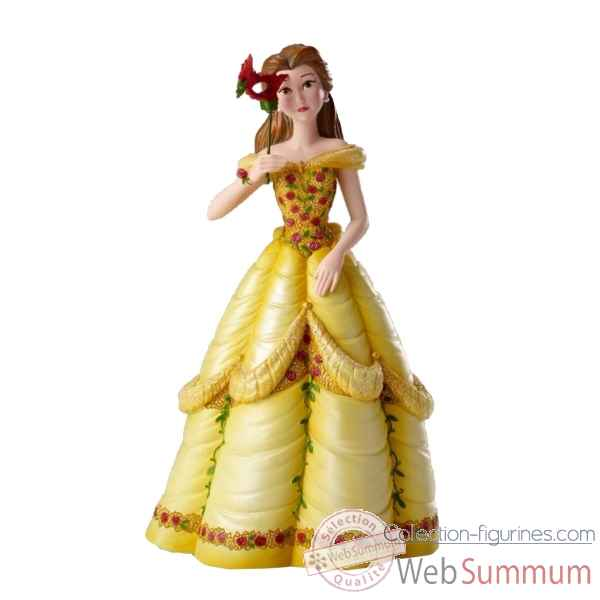 Figurine belle au bal masque collection disney show -4046620