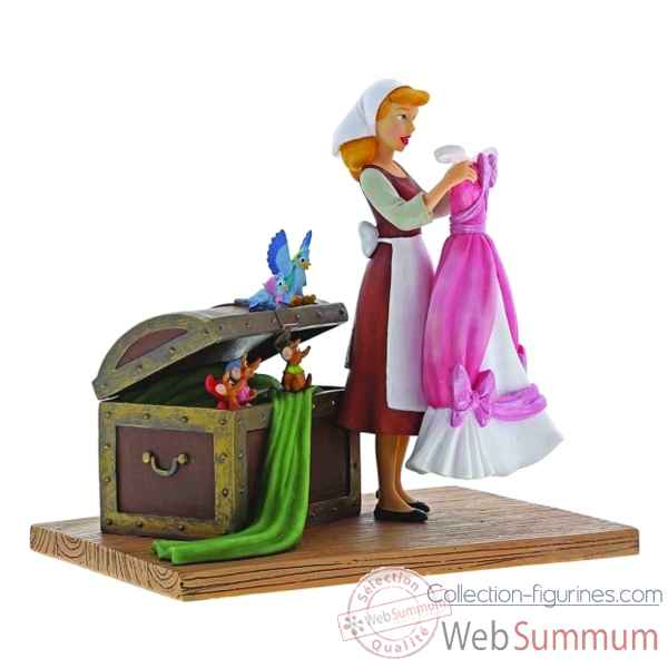 Figurine cinderella collection disney enchante -A29058