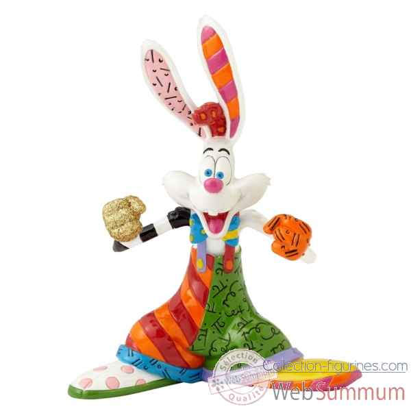 Figurine le lapin roger rabbit disney britto -4057164