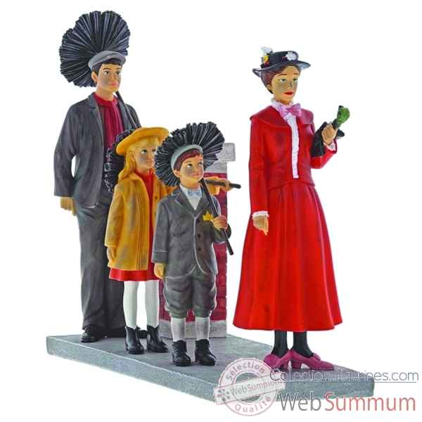 Figurine mary poppins collection disney enchante -A29030