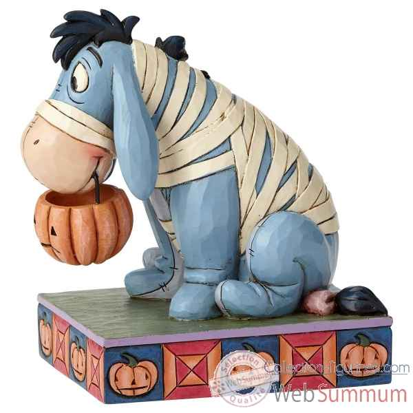 Figurine melancholy mummy (eeyore ) collection disney trad -6000952