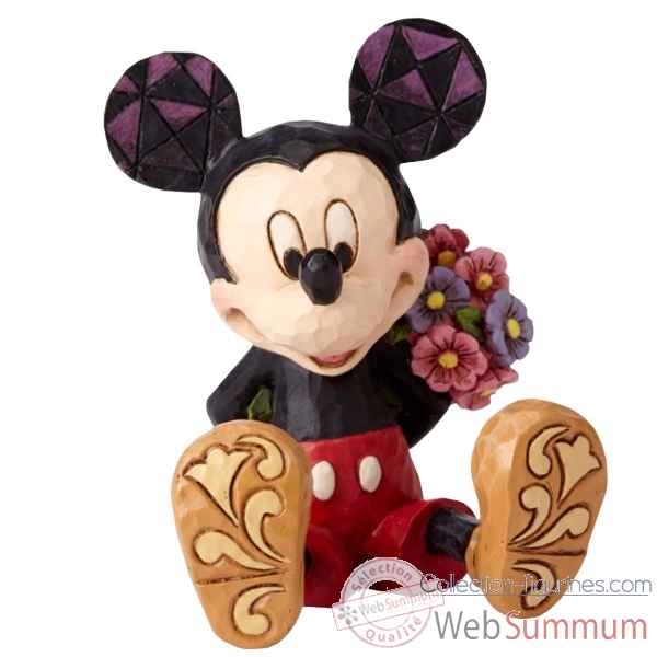 Figurine mini mickey collection disney trad -4054284