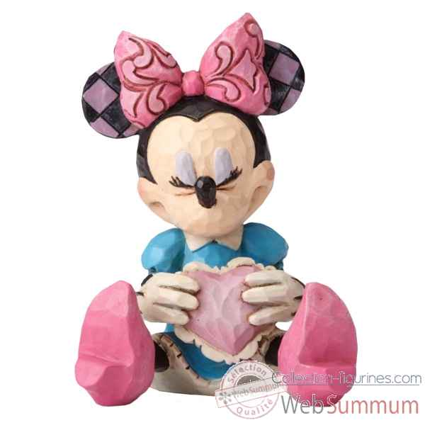 Figurine mini minnie collection disney trad -4054285