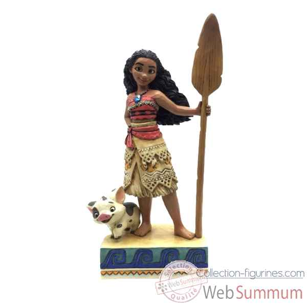 Figurine moana collection disney trad -4056754