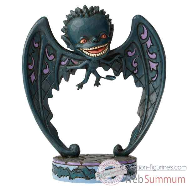 Figurine nocturnal nightmare (bat kid ) collection disney trad -6000955