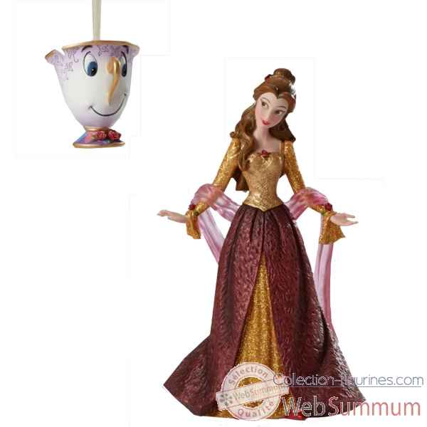 Figurine noel belle collection disney show -4053349