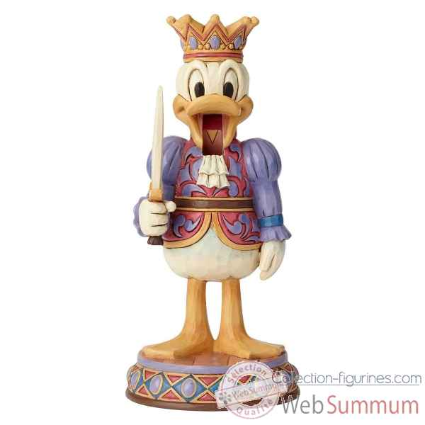 Figurine nutcracker donald duck collection disney trad -6000948
