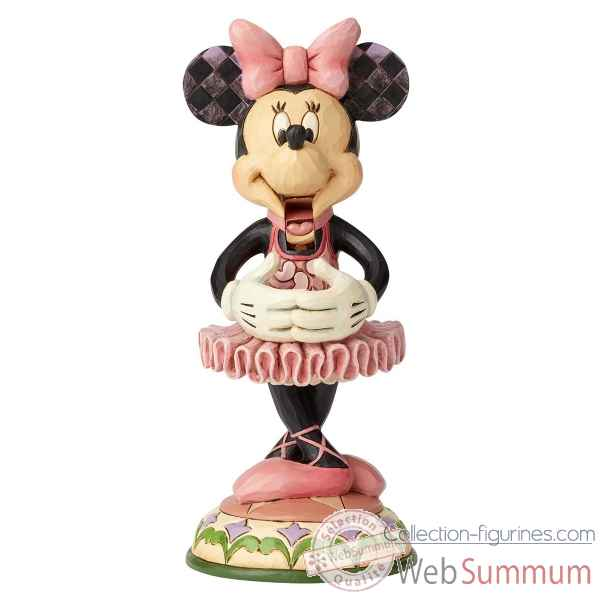 Figurine nutcracker minnie collection disney trad -6000947
