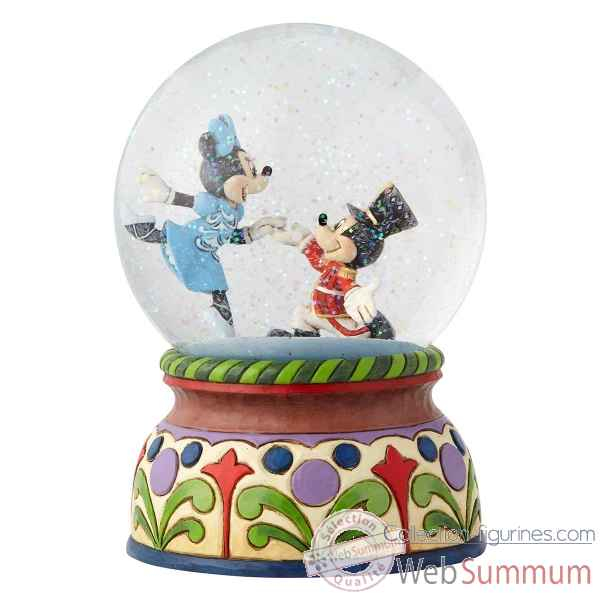 Figurine nutcraker musical waterball collection disney trad -6000944