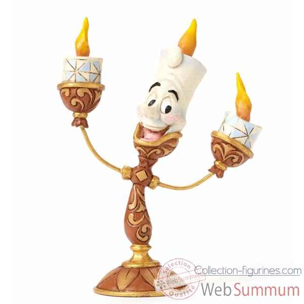 Figurine ooh la la (lumiere) t20 collection disney trad -4049620