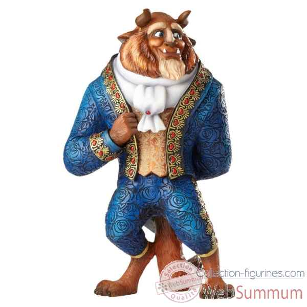 Figurine the beast collection disney show -4058292