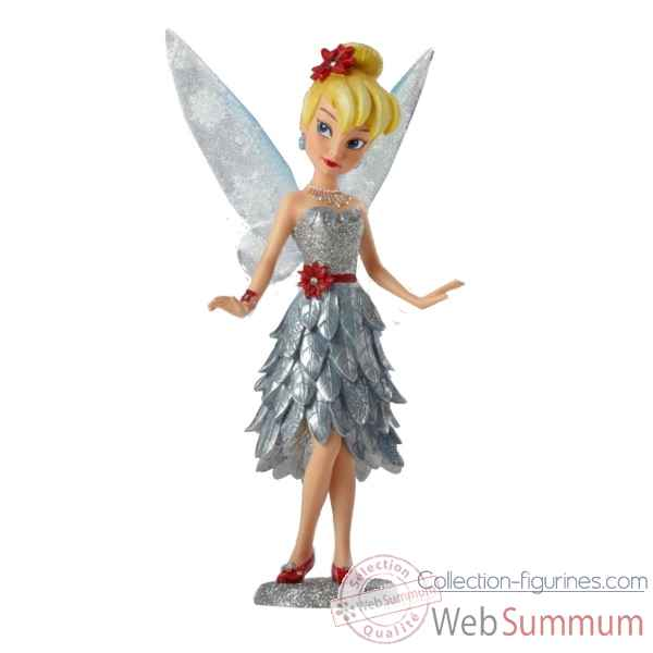 Figurine winter fee clochette tinker belle collection disney show -4053350