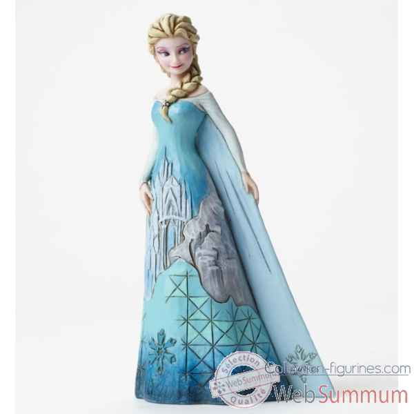 Reine des neiges princesse elsa Figurines Disney Collection -4046035